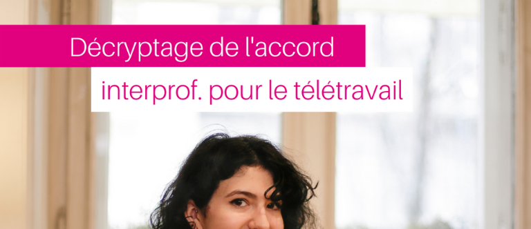 Décryptage de l'accord national interprofessionnel télétravail